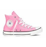 Converse All stars hoog (mt 35 t/m 46) roze
