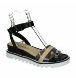 Supertrash Dames sandalen 045331 zwart