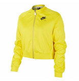 Nike Air women's jacket cj3132-731 geel