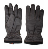 DNR Leather gloves 92009 896/59 bruin