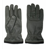 DNR Leather gloves 92009 896/67 groen
