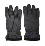 DNR Leather gloves 92009 896/99 zwart