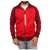 Off The Pitch Bound jacket rood