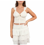moost wanted June ruffle top