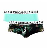 Muchachomalo Ladies 2-pack hipster bunyc