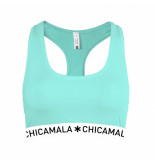 Muchachomalo Ladies 1-pack racer back solid