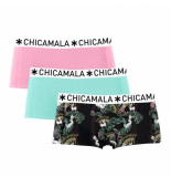 Muchachomalo Ladies 3-pack short bunyc