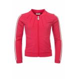 Looxs Revolution Rood sporty vest voor meisjes in de kleur