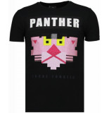 Local Fanatic Panther for a cougar rhinestone t-shirt
