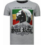Local Fanatic Soul rebel bob rhinestone t-shirt