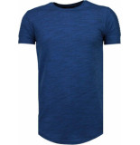 Tony Backer Sleeve ribbel t-shirt