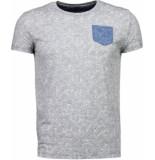 BN8 BLACK NUMBER Blader motief summer t-shirt