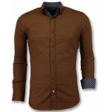 Tony Backer Overhemden extra slim fit