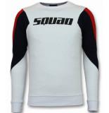 Tony Backer Three color trui squad sweater