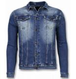 True Rise Spijkerjasje stone wash spijkerjasje denim jacket