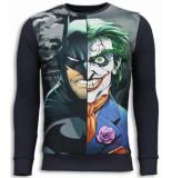 Local Fanatic Bad joker sweater