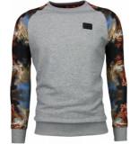 Local Fanatic Mythologie arm motief sweater