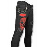 Mario Morato Skinny jeans ripped jeans