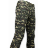 True Rise Ripped camo jeans slim fit biker jeans camouflage