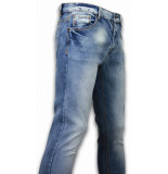 True Rise Basic jeans stone washed skinny fit