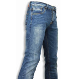 True Rise Jeans slim fit regular jeans