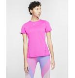 Nike Pro women's short-sleeve mesh ao9951-623