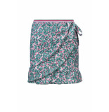 Looxs Revolution Overslag rokje bloemenprint voor meisjes in de kleur