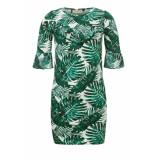 Looxs Revolution Sweat jurkje met palm print voor meisjes in de kleur