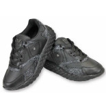 Cash Money Schoenen touch black