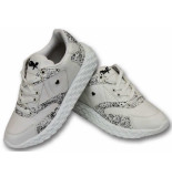 Cash Money Schoenen touch white