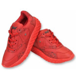 Cash Money Schoenen touch red