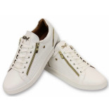 Cash Money Schoenen maya full white