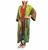 SISSEL EDELBO Tropicana mix kimono