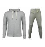 Bread & Buttons Trainingspakken basic side lines joggingpak