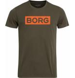 Bjorn Borg Atos tee olive