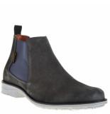 softwalk Chelseaboots donker grijs