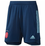Adidas Ajax trainingsbroekje 2020-2021 kids mystery blue