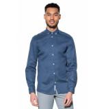 Minimum Casual overhemd met lange mouwen