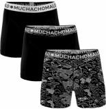 Muchachomalo * | bamo1010-07 zwart