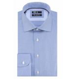 Recall Shaped fit overhemd met lange mouwen