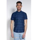 Minimum Casual overhemd met korte mouwen