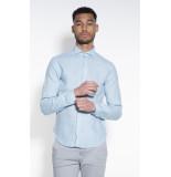 The GoodPeople La vie casual overhemd met lange mouwen