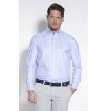 Donkervoort Casual overhemd met lange mouwen