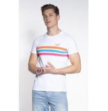 Superdry T-shirt met korte mouwen