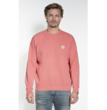 Nudie Jeans Sweater roze