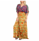 SISSEL EDELBO Tithonia t-dress mix