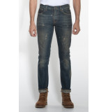 Nudie Jeans Co grim tim jeans blauw