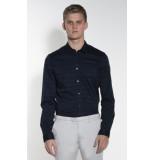 Drykorn Ruben casual overhemd met lange mouwen blauw