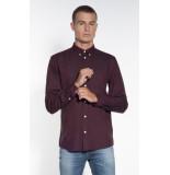 Minimum Jay casual overhemd met lange mouwen