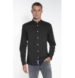 Minimum Anholt casual overhemd met lange mouwen